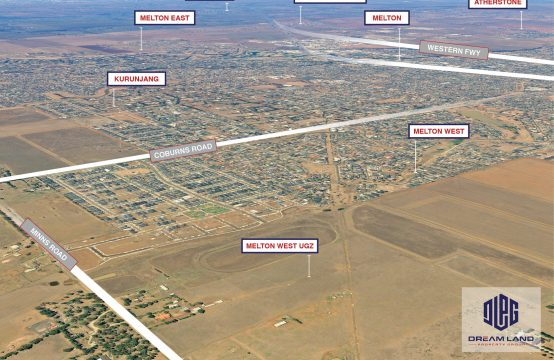 Prime Location development opportunity in Future Melton West PSP