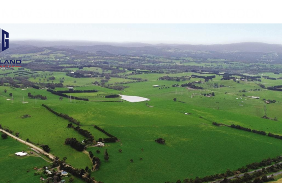 300 Acre of future potential In Nar Nar Goon.